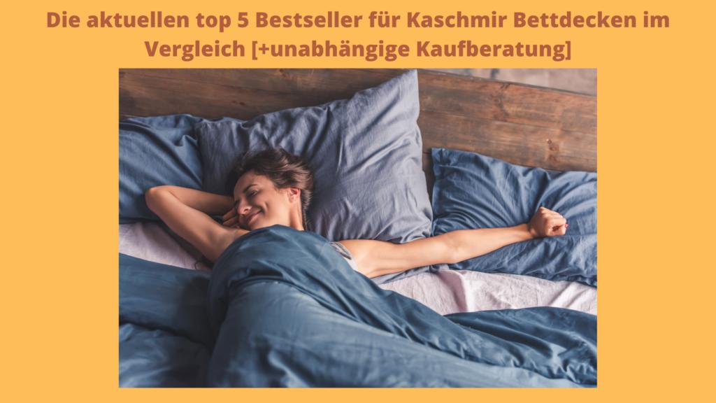 Kaschmir-Bettdecke Test