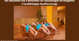 saunaliegen test